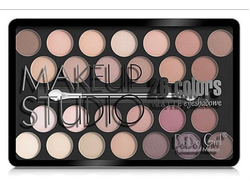 "Тени для век DoDo Girl ""MakeUp Studio Matte 26 Colors Eyeshadow Palette"""