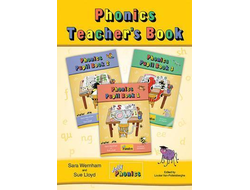 Jolly Phonics Teacher's Book (colour edition) in Precursive Letters