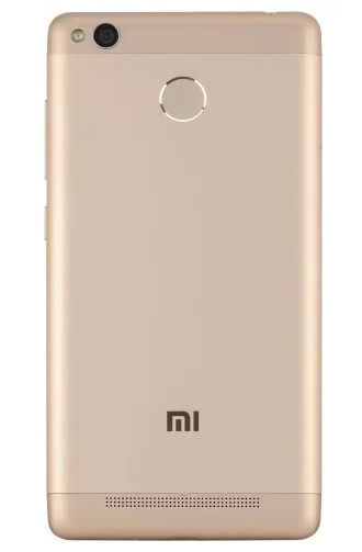 Xiaomi Redmi 3X 32Gb Gold (Global) (rfb)