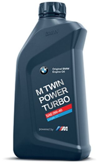 Масло моторное BMW M TWINPOWER TURBO LONGLIFE-01 0W-40 1л