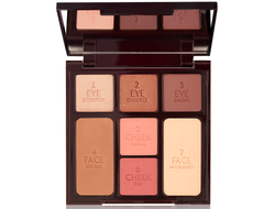 Charlotte TILBURY Stoned Rose Beauty Palette - Палетка для макияжа