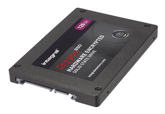 Integral SSD Hardware Encrypted SATA III  512 ГБ