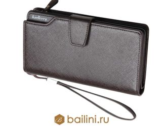 Мужской клатч Baellerry Business Ecco Brown