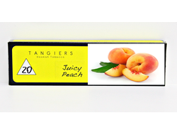 Табак Tangirs Juicy Peach Персик Noir 100 гр