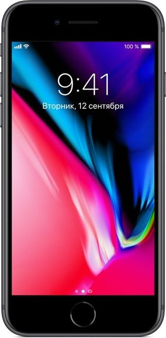 Apple iPhone 8 64GB  Space Gray (Как Новый)