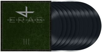 DEVIN TOWNSEND PROJECT - ERAS - VINYL COLLECTION Part III BOX 10-LP