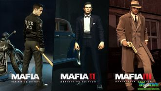 Mafia: Definitive Edition (New)[Xbox One, русские субтитры]