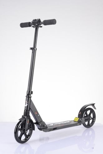 Самокат Scooter XL200 чёрный