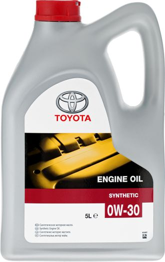 Масло моторное TOYOTA Engine oil 0W30 5л