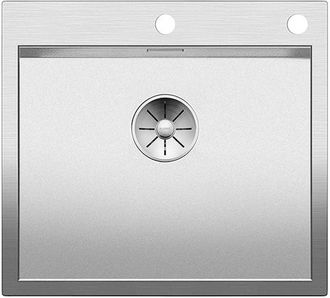 Мойка Blanco ZEROX 500-IF/A с отв. арм. InFino, Durinox