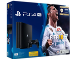 PlayStation 4 (РСТ CUH-7008B) PRO (1TB)+FIFA 18