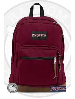 Jansport Right Pack Russet Red