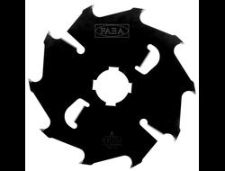 Пильный диск FABA Pi-515 для многопильных станков с малой скоростью подачи
