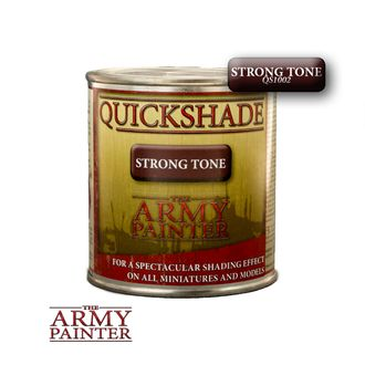 "The Army Painter: Quickshade ""Strong Tone"""