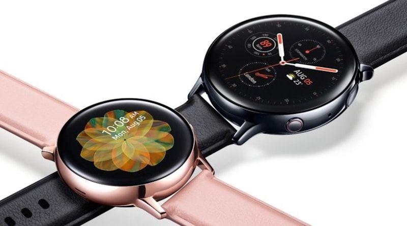 Слухи: Все, что известно на сегодня о Samsung Galaxy Watch Active 2: