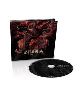 AS I LAY DYING - Shaped by fire CD