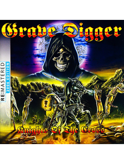 Grave Digger - Knights Of The Cross CD