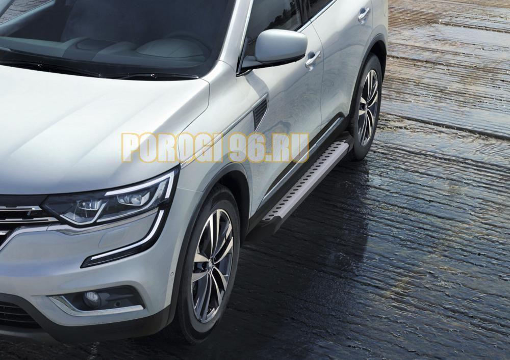 Пороги Renault Koleos