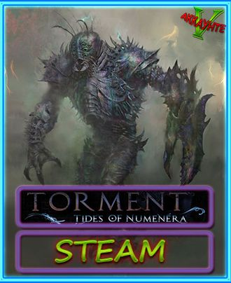 Torment Tides of Numenera(STEAM GIFT/KEY)