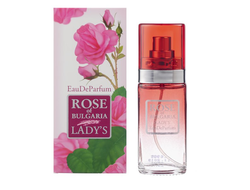 ДУХИ ROSE EAU DE PARFUM FOR WOMAN ROSE OF BULGARIA Объем : 25 мл.