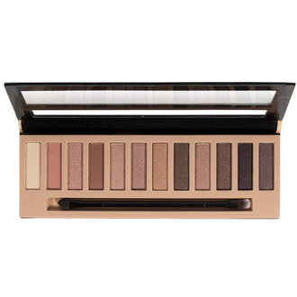 Палитра теней 12 цветов L.A. Girl Beauty Brick Eyeshadow Collection 331 Nudes