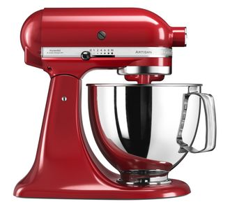 Миксер Artisan, красный, 5KSM150PSEER, KitchenAid
