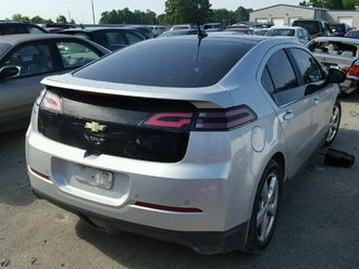 Chevrolet Volt 2012 auktion USA