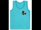 Майка для мальчика (Артикул 130-022) цвет лазурный