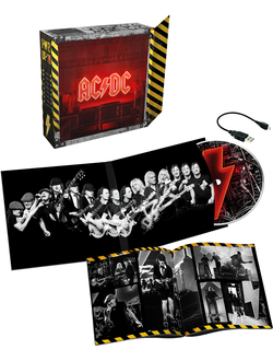 AC/DC - POWER UP Deluxe CD BOX