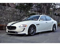 Обвес для MASERATI QUATTROPORTE FULL BODY KIT 09-12