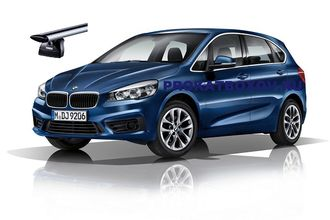 Дуги THULE для BMW 2 coupe в штатные места