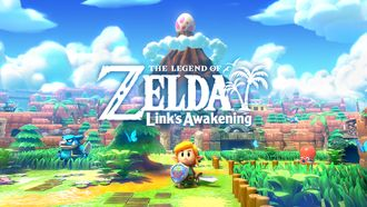 The Legend of Zelda: Link's Awakening [Nintendo Switch, русская версия]