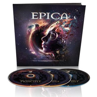 EPICA The holographic principle EARBOOK 3CD