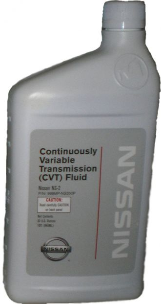 NISSAN Continuously Variable Transmission (CVT) Fluid NS-2 (946_мл/OEM:999MP-NS200P)