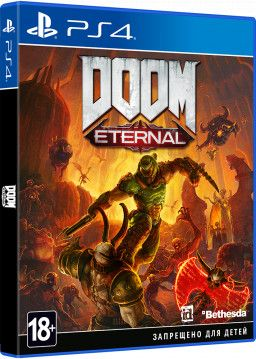 игра для PS4 DOOM Eternal