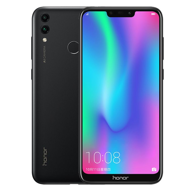 Huawei Honor 8C 4/32GB смартфон Android 8.1.