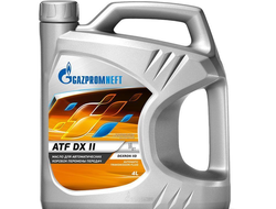 Gazpromneft ATF DX II 4л