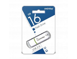 флешка Smart Buy 16GB Crown White