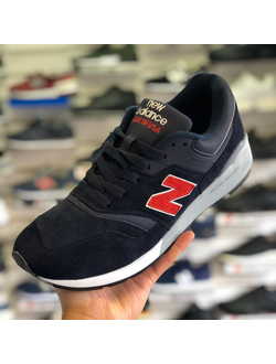 NEW BALANCE 997 USA DARK BLUE RED МУЖСКИЕ