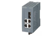 6GK5004-1GL10-1AB2 SCALANCE XB004-1G UNMANAGED INDUSTRIAL ETHERNET SWITCH FOR 10/100/1000MBIT/S; W. 4 X 10/100/1000MBIT/S RJ45- ELECTRICAL PORTS AND 1 X1000MBIT/S SC-PORT OPTICAL