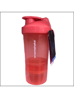 ШЕЙКЕР SMART SHAKE ORIGINAL2GO 600ML coral