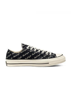 Кеды Converse Chuck 70 Signature Low Top черные