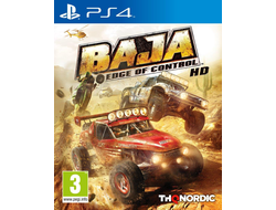 игра для PS4 Baja: Edge of Control HD