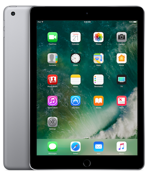 Apple iPad 128gb WiFi Space Gray