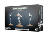 Warhammer 40000: T'au Empire Commander Shadowsun