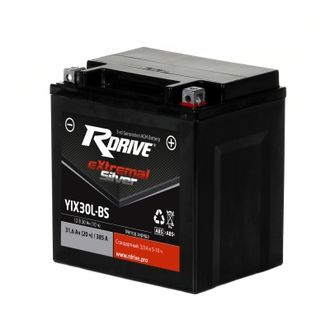 RDrive eXtremal Silver YIX30L-BS 30 а.ч.