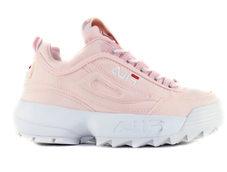 Кроссовки Fila Disruptor 2 Pink and White