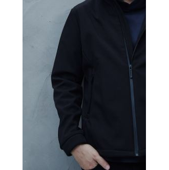 Ветровка Xiaomi Сasual windproof windbreaker черная