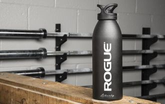 ROGUE ALUMINUM WATER BOTTLE 32 oz (цвет- черный).