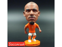 Пластиковый Nigel de Jong (National Team)
